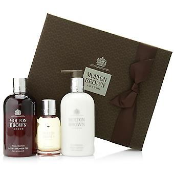 Molton Brown 3-delige Rosa Absolute Fragrance Layering Gift Set