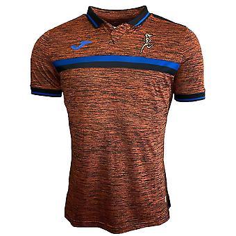 2019-2020 Atalanta Joma Third Football Shirt
