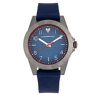 Morphic M84 Series Strap Watch - Bleu