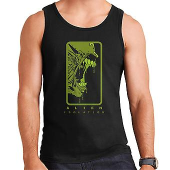 Alien Isolation Xenomorph Teeth Men's Vest