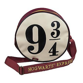 Harry Potter 9 3/4 Round Satchel Bag Official Licensed Merchandise