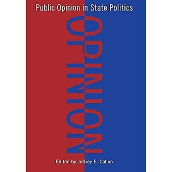Die öffentliche Meinung in staatliche Politik