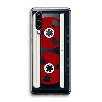 Funda transparente Huawei P30 - Aquí's su cinta