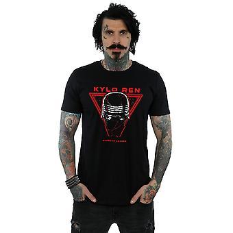 Tähtien sota Skywalkerin korkeimman johtajan Kylo Ren miesten nousu ' s T-paita
