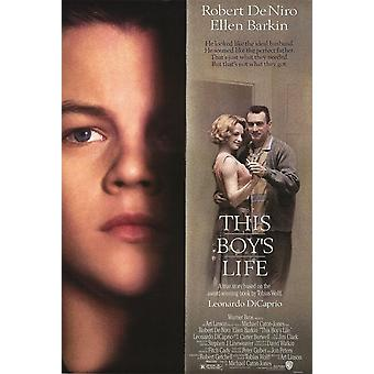 This Boy's Life (Double Sided Regular) Original Cinema Poster