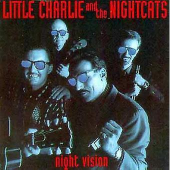 Little Charlie & Nightcats - Night Vision [CD] USA import
