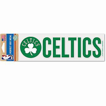 Wincraft Aufkleber 8x25cm - NBA Boston Celtics