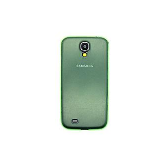 Galaxy S4 ultra thin shell protection case cover green