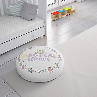 Meesoz Floor Cushion - Tempo Mágico