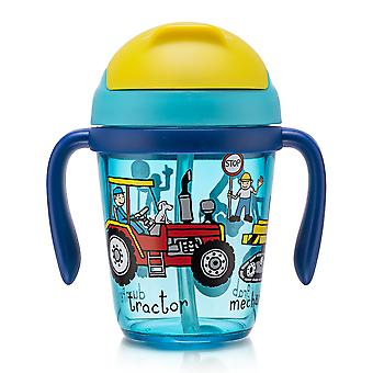 Tyrrell Katz Trucks Toddler Drinking Bottle