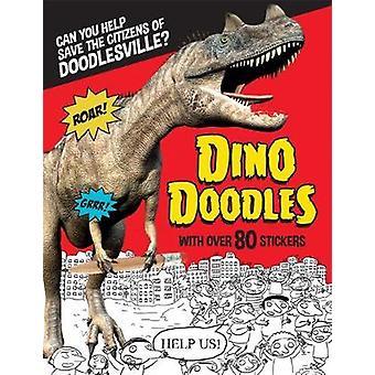 Dino Doodles kuvitettu Thomas Flintham