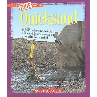 Quicksand av Steven Otfinoski