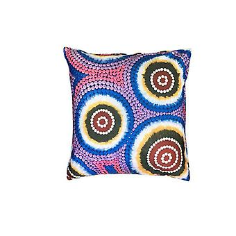Spinifex Dreaming Aboriginal Design Cushion Cover
