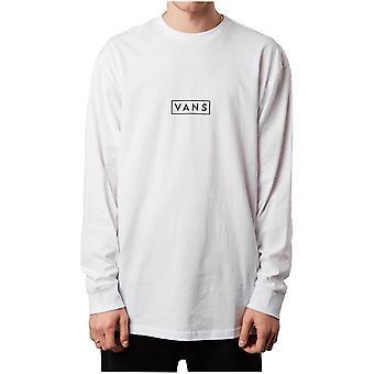 バンズイージーボックスVA3HWHYB2ユニバーサルオールイヤーメンTシャツ
