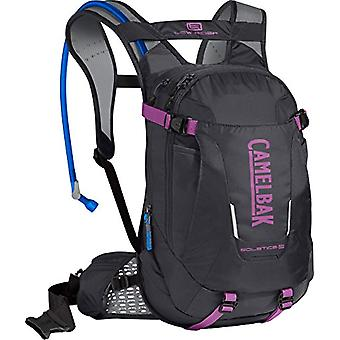 CamelBak Solstice LR 10 Hydration Backpack - Charcoal/Light Purple - 100 oz