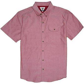 Vissla stohk short sleeve shirt