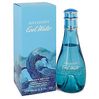 Cool Water Summer Edition Eau De Toilette Spray (2019) By Davidoff   546843