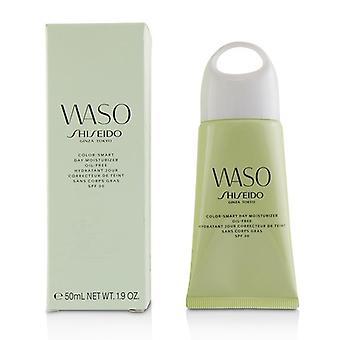 Васо Цвет-умный день увлажняющий крем без масла Spf 30 - 50ml/1.9oz
