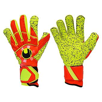 UHLSPORT DYNAMIC IMPULSE SUPERGRIP Goalkeeper Gloves Size