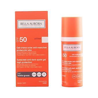 Anti ruskea Spot aurinko voide SPF 50 Bella Aurora 3113