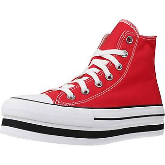 Converse Sport / Chuck Taylor All Star Layer Farbe Rote Sneakers
