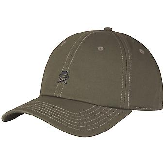 Cayler & sons Curved Strapback Cap - ICON olive