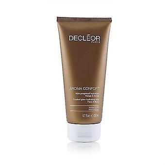 Decleor Aroma Confort Gradual Glow Face & Body Hydrating Milk - 200ml/6.7oz
