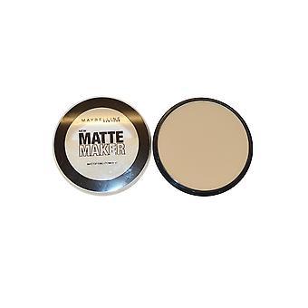 Maybelline Matte Maker Mattifying Powder 16g Classic Ivory (10)