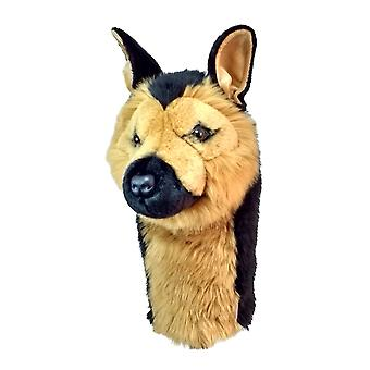 Daphnes alemão pastor cão Golf driver Headcover