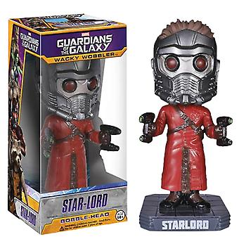Guardians of the Galaxy Star-Lord Wacky Wobbler