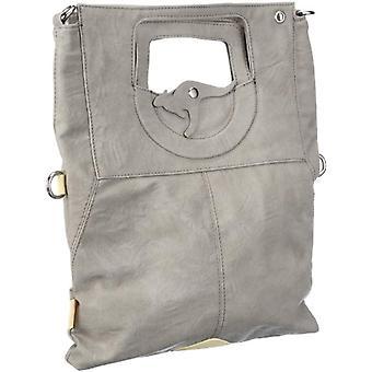KangaROOS Jean B0171 Women's cross-body bag 32x40x3 cm (L x A XP) Green (Gr n (Leaf)) 32x40x3 cm (L x A x P)