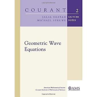 Geometric Wave Equations
