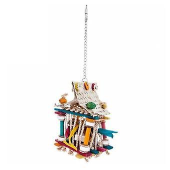 Tropican Hari Casita de Cuerdas (Birds , Toys)