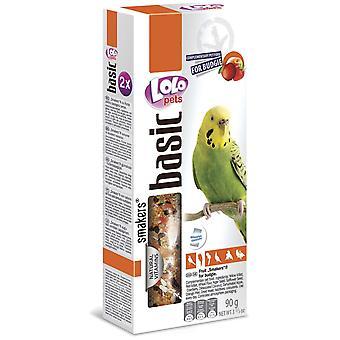 Lolo Lolo 2 Barritas Frutas 90G Periquitos (Birds , Bird Treats)