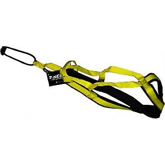 Neewa Harness Sled Pro Yellow (Dogs , Collars, Leads and Harnesses , Harnesses)