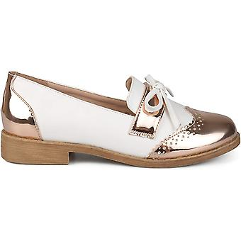 Journee Collection Womens Gloria Closed Toe Loafers