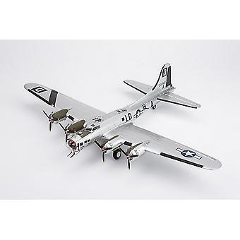 Boeing B17 Flying Fortress 'Miss Conduct' (USAAF 'The Bloody 100th' 1944) Diecast Model Airplane