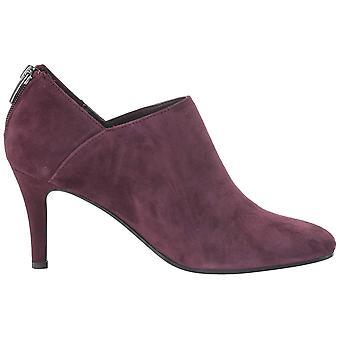 Bandolino Womens dawn Leather Almond Toe Ankle Fashion Boots
