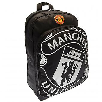 Manchester United FC Large Crest Backpack