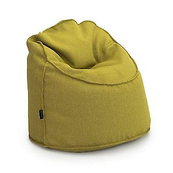Loft 25 Small 'Lucas' Lime Bean Bag Tub Chair Lounger