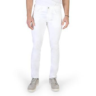 Armani Jeans Original Men Spring/Summer Trouser White Color - 58322
