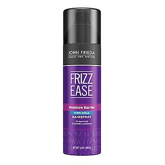 John frieda frizz-ease hairspray, firm-hold, 12 oz