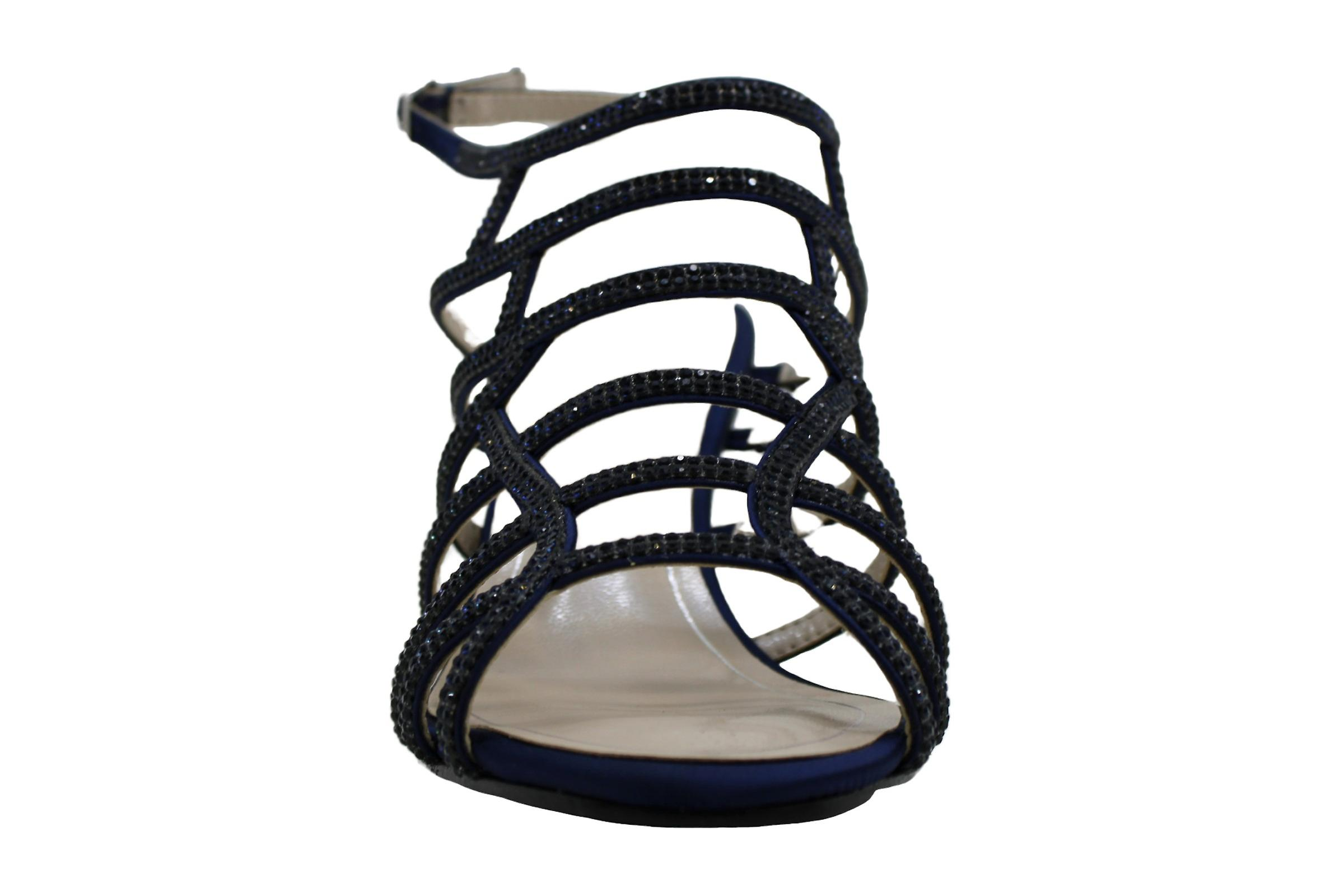 Caparros Femmes Harmonica Open Toe Casual Strappy Sandales
