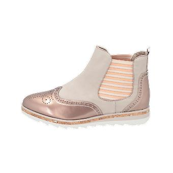 Marco Tozzi Da. Boots Women's Boots Pink Lace-Up Boots Winter