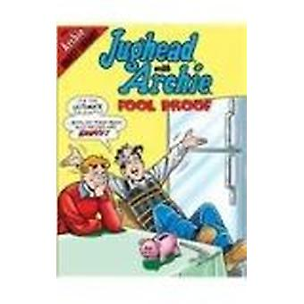 Jughead with Archie in Fool Proof - . by Nelson Ribeiro - 978159961274