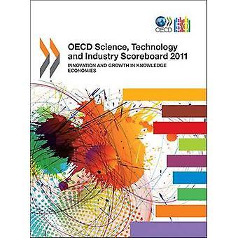 OECD Science - Technology and Industry Scoreboard - 2011 by OECD - 978