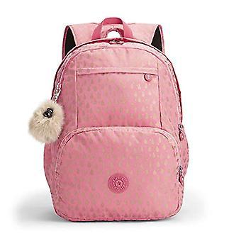 Kipling Hahnee Children's Backpack - 47 cm - 28 liters - Pink Gold Drop