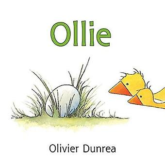 Ollie by Olivier Dunrea - 9780618755035 Book