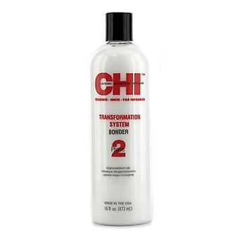 Transformation system phase 2 bonder formula a (for resistant/virgin hair) 176920 473ml/16oz