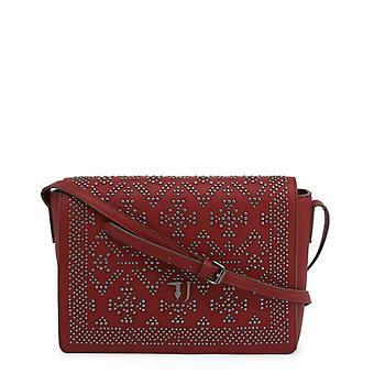 Woman synthetic across-body handbag t68183